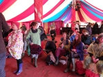 Wellies at WOMAD