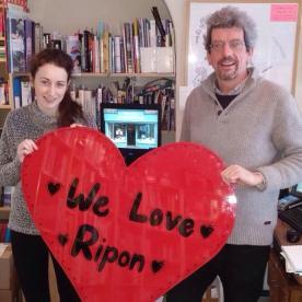 Ripon people