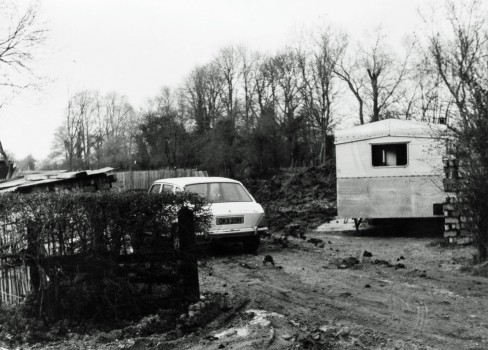 The Caravan, while building The Millstream